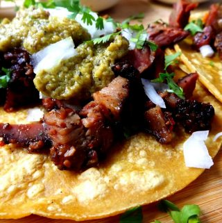 Smoked Brisket Tacos~ Tacos Everyday!