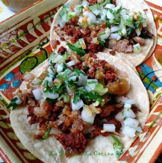 Tacos Campechanos~Making The Best of Leftovers