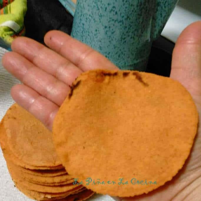 Taqueria-Style Corn Tortillas
