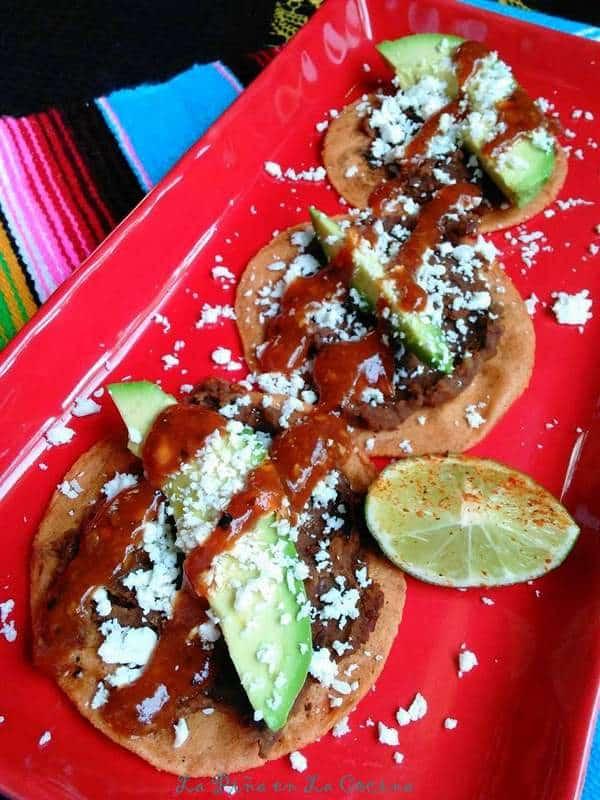 Taqueria-Style Corn Tortillas_Red Bean Tacos