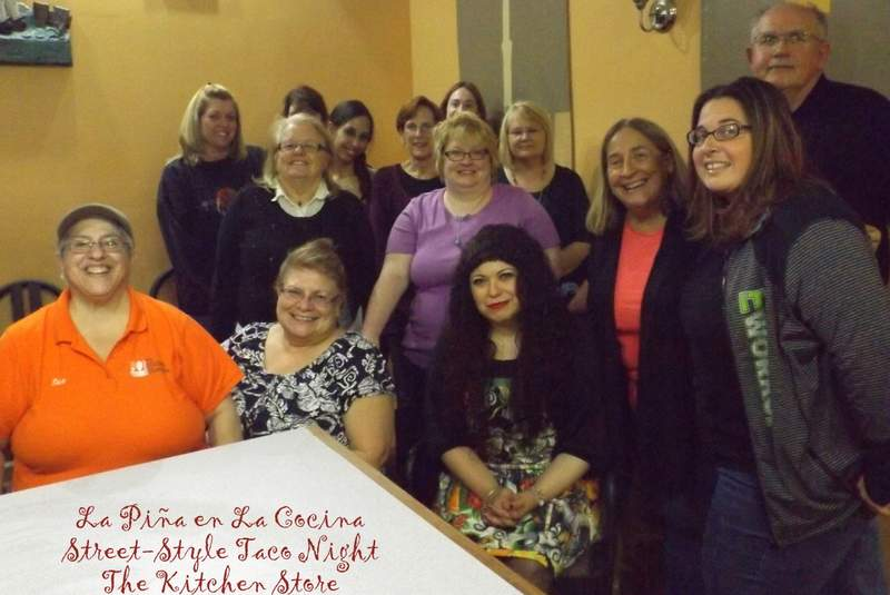 Mexican Cooking Class-The Kitchen Store in Owego New, York