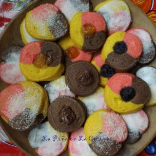 Polvorones~ Mexican-Style Cookies