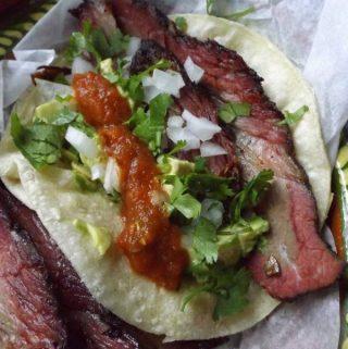 Brisket Tacos~ Tacos Everyday!