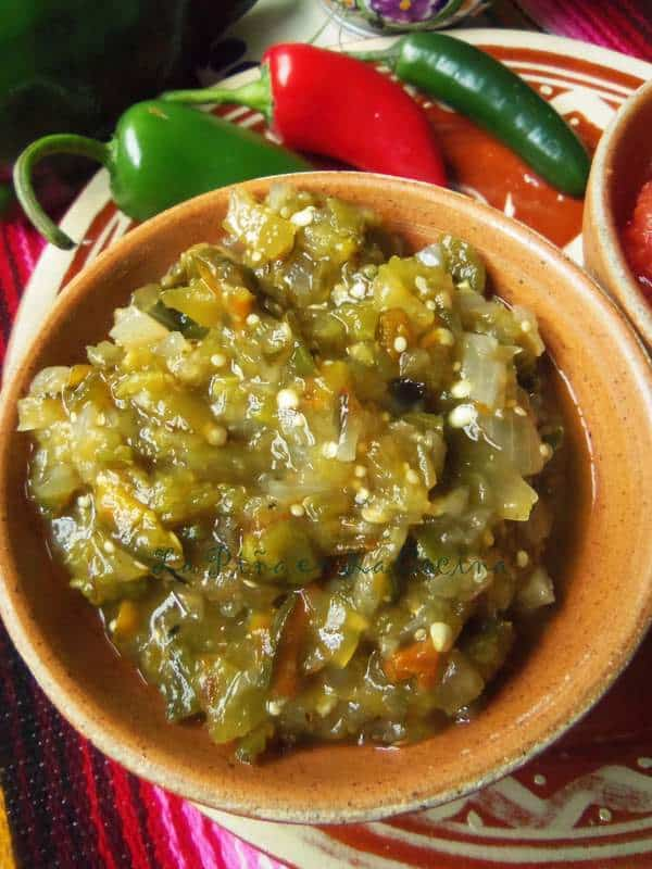 Smoked Salsa Verde