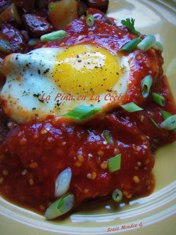 Spicy Tomatillo-Guajillo-Chile de Arbol