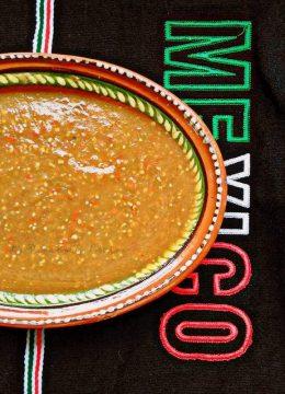 Extra Spicy Tomatillo Chile de Arbol