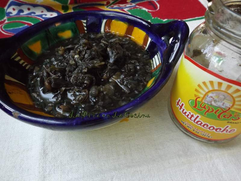 Huitlacoche-Corn Truffle