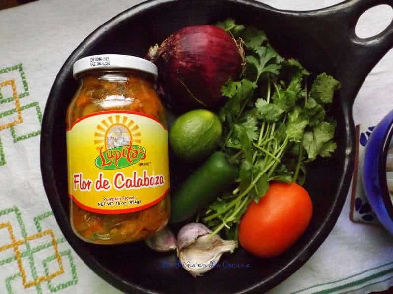 Lupita's Brand Flor de Calabaza