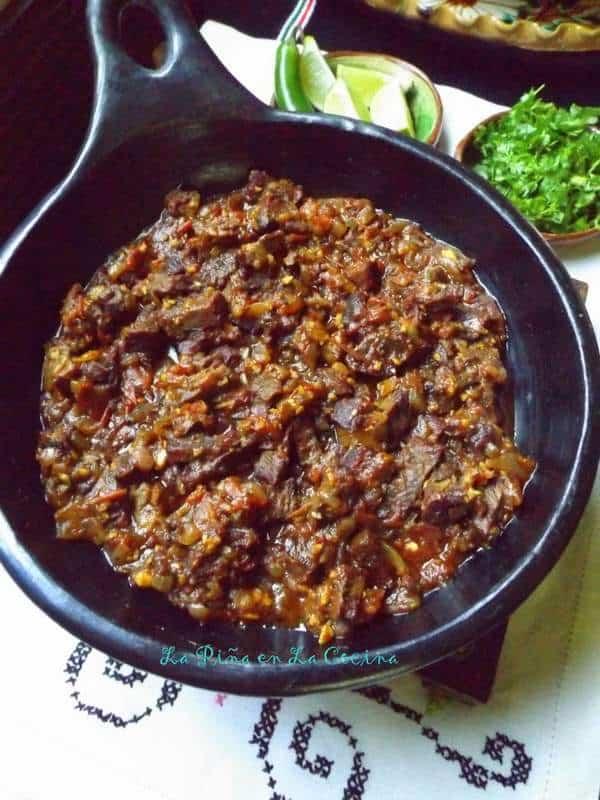 Salsa Borracha-Beer Braised Beef