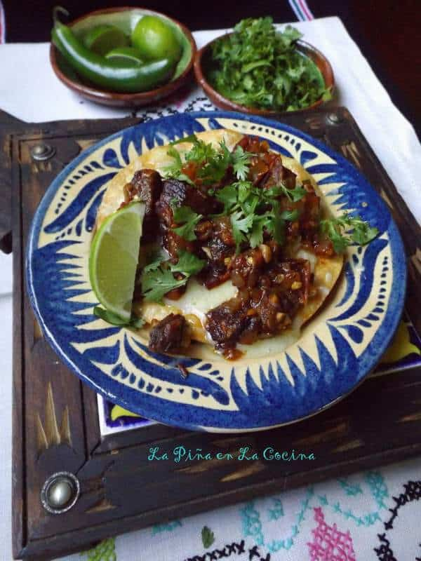 Salsa Borracha-Beer Braised Beef
