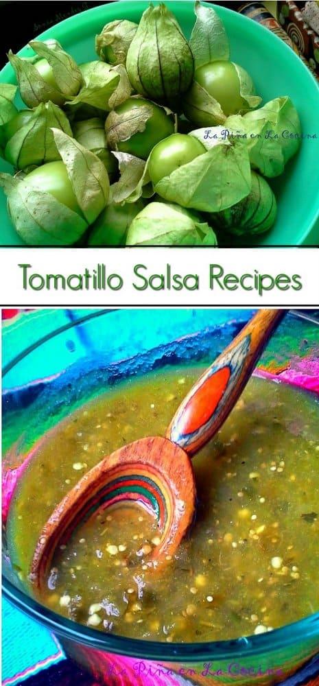 Tomatillo Salsa Recipes