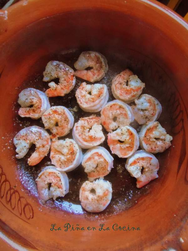 Pozole de Camaron-Shrimp Posole