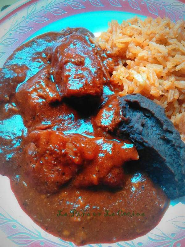 Asado de Boda-Red Chile Pork