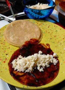 Enchiladas Norteñas Estilo Monterrey
