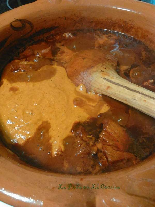 Asado de Boda-Red Chile Pork