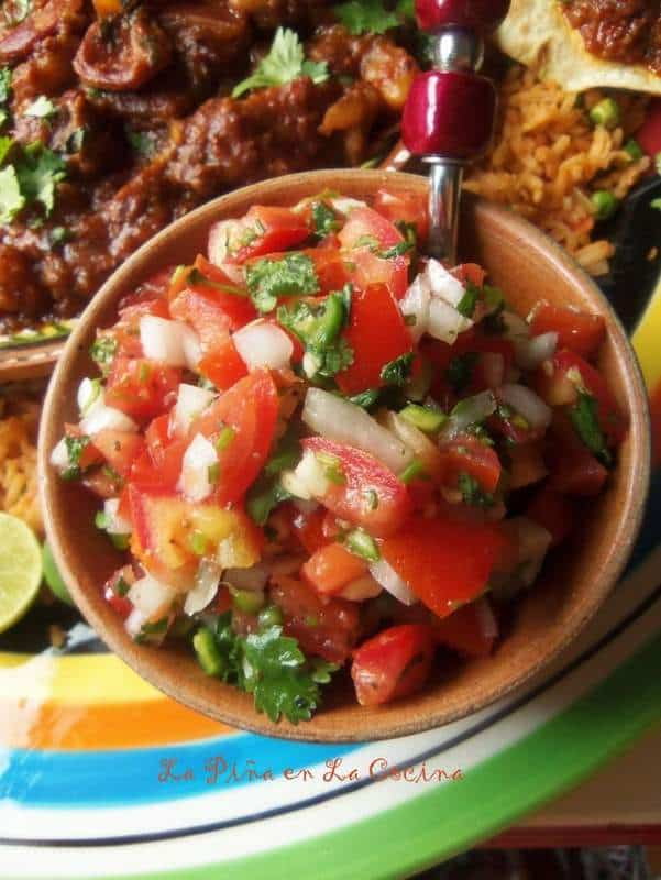 Ensalad de Jaiba-Crab Salad