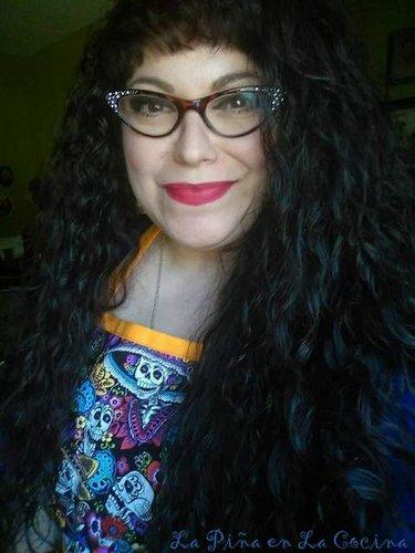 La Piña en La Cocina-Sonia Mendez Garcia