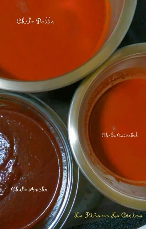 Chile Pulla Adobo Sauce