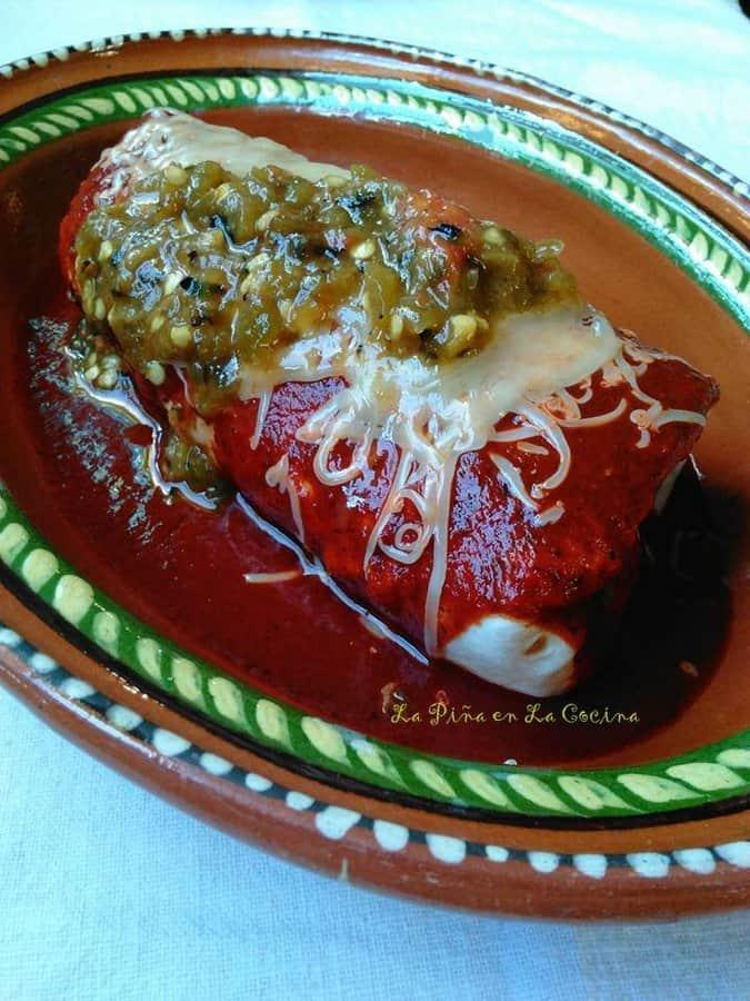 Taco Salsa-Burritos For Days
