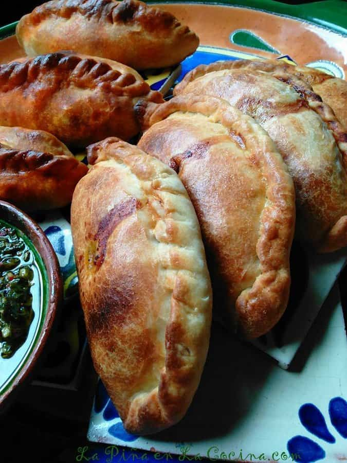 Chicken Empanadas-Easy Dough Recipe