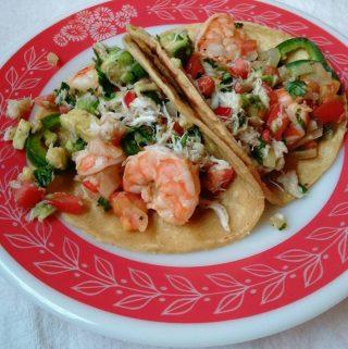 Tequila Lime Shrimp with Jalapeño