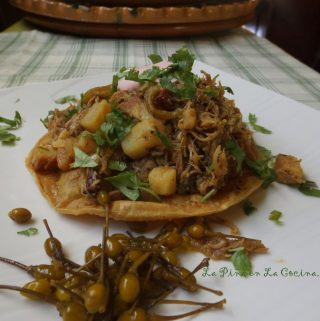 Chicken Chile Verde with Potato