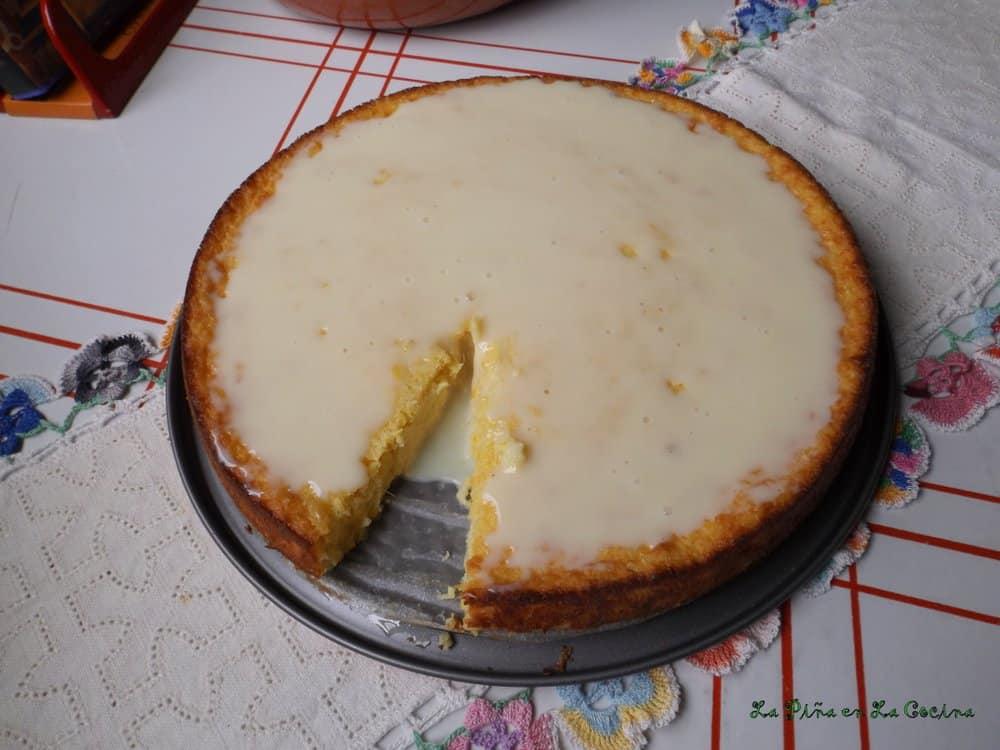 Pan de Eloté-Sweet Corn Cake