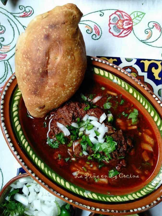 Birria de Res(Birria Style Beef Cheek)