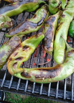 Fire Roasted Hatch Green Chile
