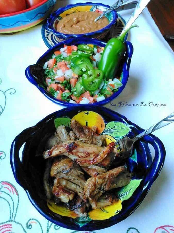 Roast Pork Shoulder Carnitas