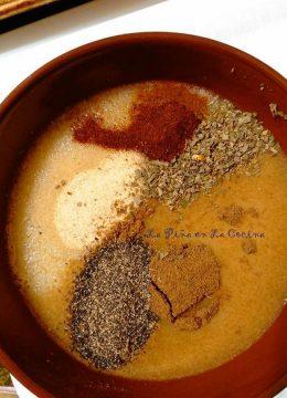 Sour Orange Marinade -Mojo For Pork