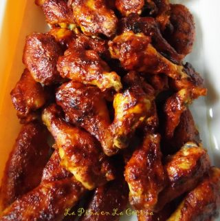 Tangy Tapatio Barbeque Wings