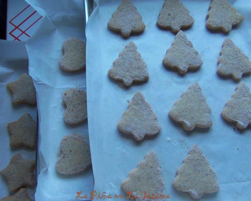 Hojarascas-Traditional Mexican Shortbread Cookies