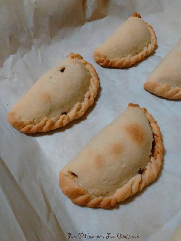 Empanadas de Cajeta-Dulce de Leche