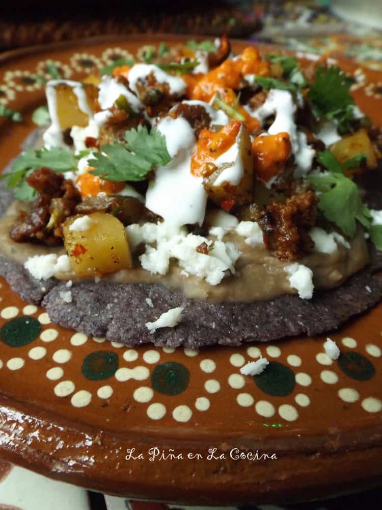 Blue Corn Mexican Huaraches #huaraches #bluecorn