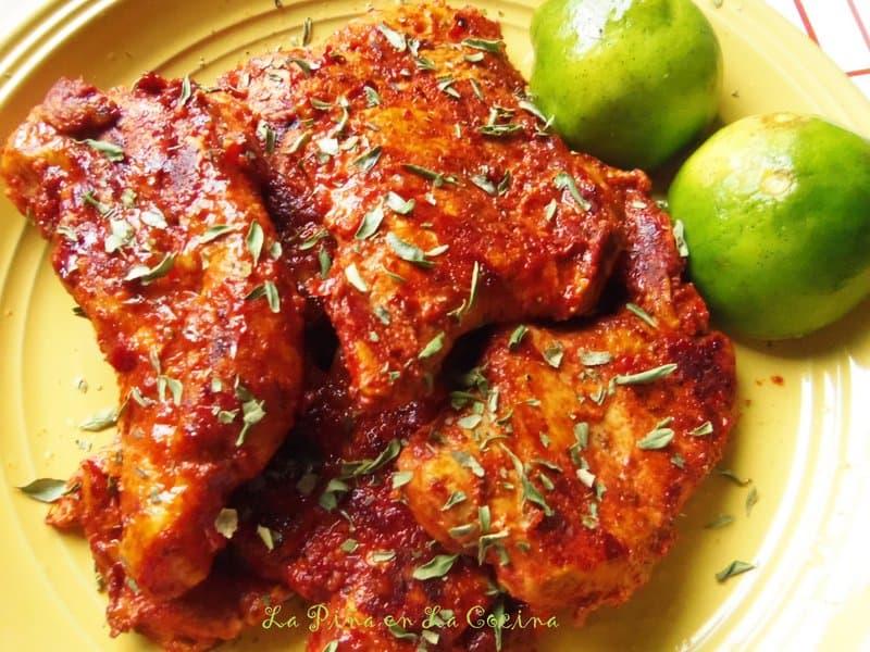 Chile New Mexico Chicken