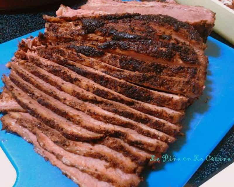 Easy Braised Beef Brisket