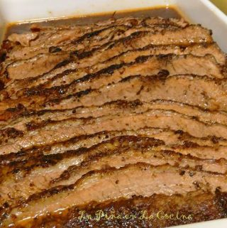 Easy Braised Beef Brisket