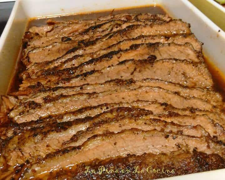 Easy Beef Braised Brisket