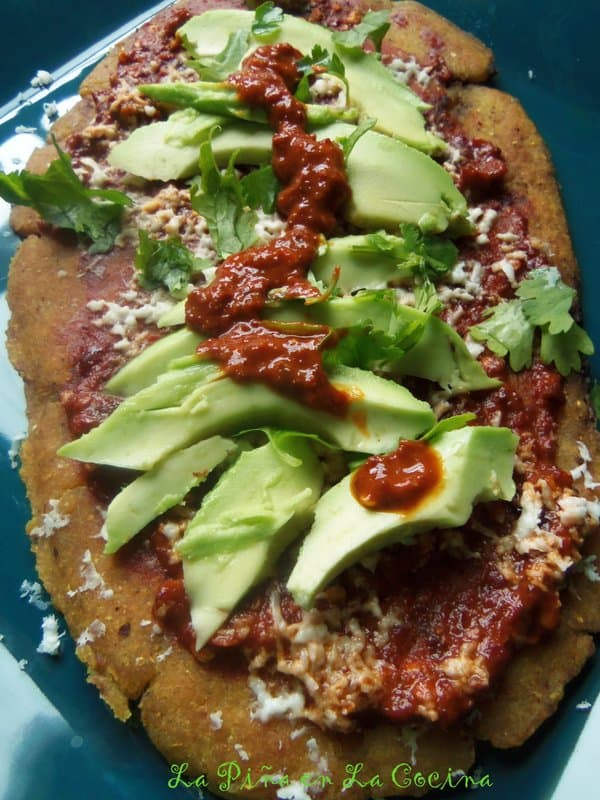 6367bf8d0425 Huaraches-Prepared with Masa Harina. Mexican huaraches are oval in shape to  resemble a Mexican leather sandal