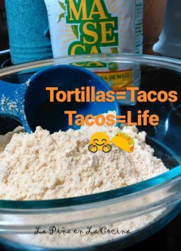 Corn Tortillas For Flautas