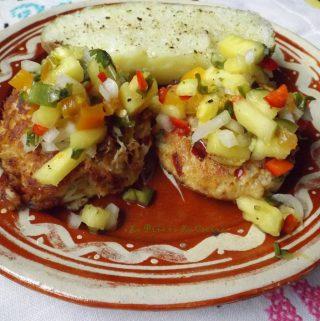 Crab Cakes ~ Tortitas de Jaiba