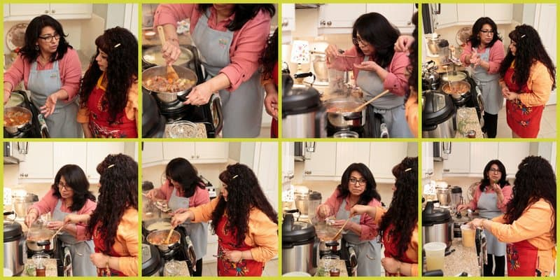 Mely and I Cooking 2. Lunch With Mely #rumbameats