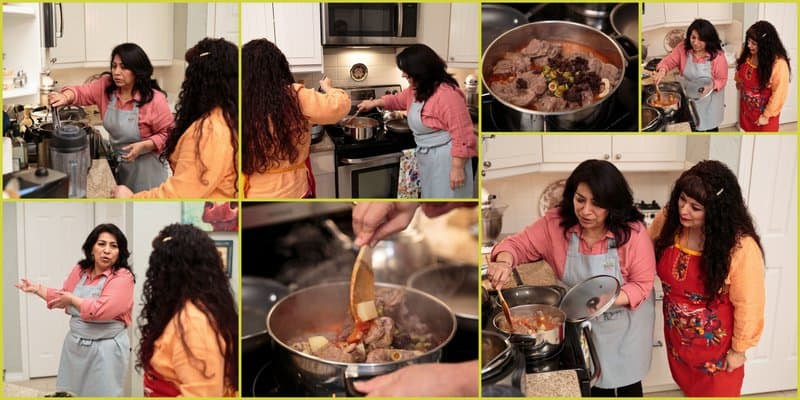 Mely and I Cooking Beef. Lunch With Mely #rumbameats