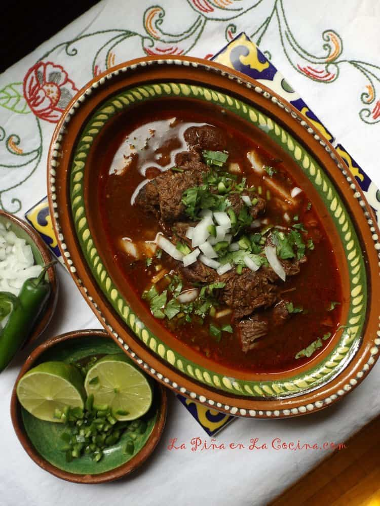 Birria de Res-Beef Cheek Stew