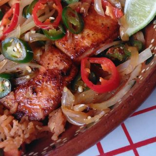 Two Easy Mexican Fish Recipes~Fresh Salsa!