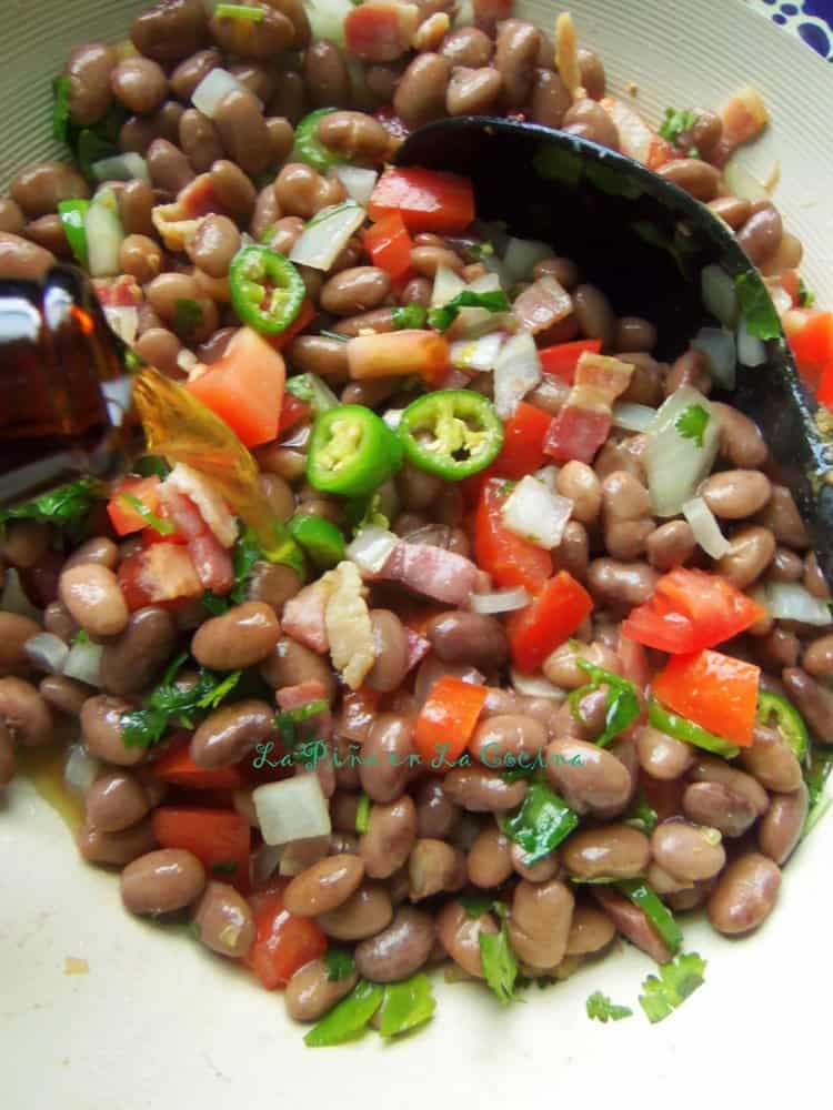 Frijoles a La Charra-Charro Beans