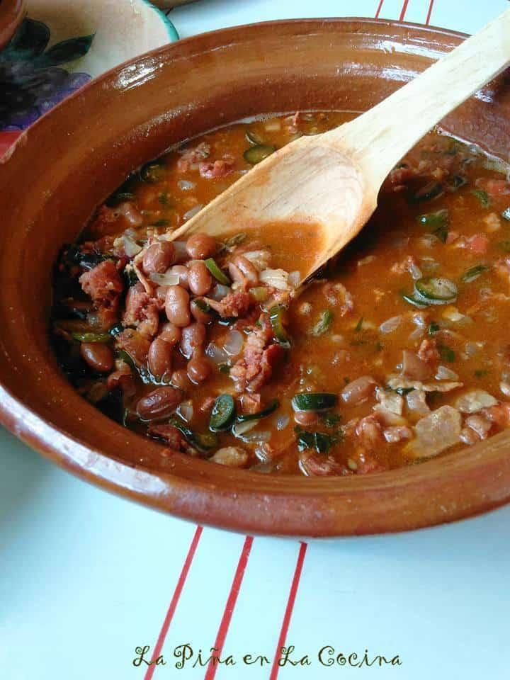 Frijoles a La Charra- Charro Beans
