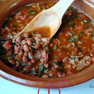 Frijoles a la Charra-Frijoles Borrachos-Charro Beans