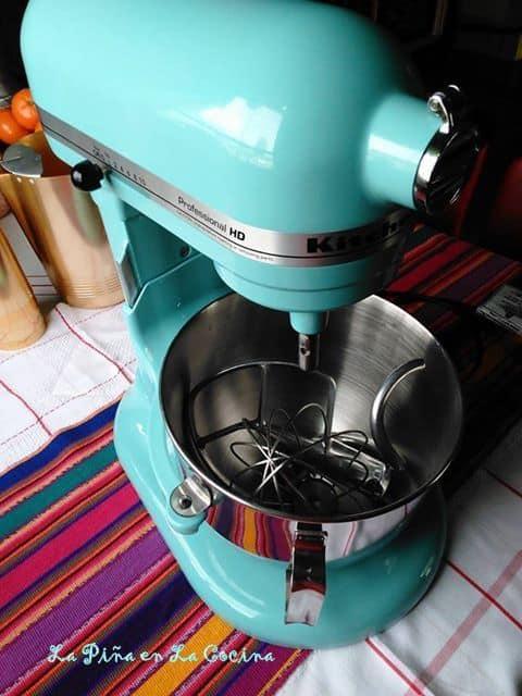 Mexican Bolillo-Kitchen Aide